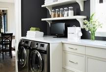 Espacios de casa que nunca se ven / Closet | vestier | alacenas | lavanderos | depósitos / by Maria Gabriela Bermudez