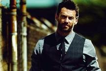 My Hunky Sexy Of A Man / Hugh Jackman... Enough said ❤️❤️❤️ / by Rebecca Price