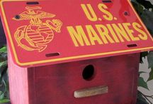 USMC / by Kareem Fenner