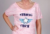 Strong Chick