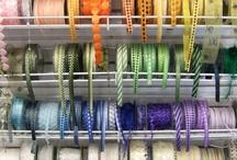 Ribbon Fun / Ribbon Bows to buy, Ribbon patterns