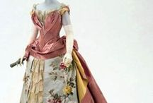 Historical Fashions  / by Danielle Hall