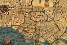 Maps / by Isaura Beekhuizen