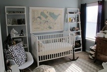 Rebecca-Baby Room / by Camille Williams