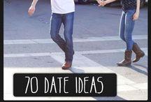 Date Ideas / by Rebecca Price