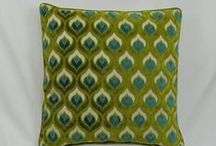 DECORATIVE DOWN PILLOWS / HANDMADE IN NORTH CAROLINA STUNNING, GORGEOUS, SEE OUR FULL LINE OF PERFECT PILLOWS TO COMPLEMENT YOUR SPACE! / by SIGNATURE PILLOWS
