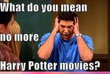 Gotta get back to Hogwarts / by Danielle Hall