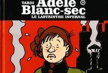 Comics/Bande Dessinée