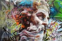 graffiti / by MAXBURST Web Design