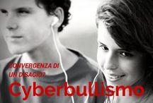 Cyberbullismo Prevenire e Combattere / Adolescenti, Web, Bullismo Online. Conoscere, prevenire, combattere. www.bullismoonline.it / by Dr Ivan Ferrero - Digital Psychologist
