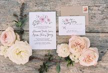 Sister's Wedding Invitation Inspiration