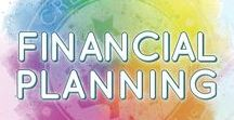Financial Planning / Raise your wealth and money mindset by thinking about your money in a holistic way.  Financial planning and wealth planning start with your thinking and vision for your money.