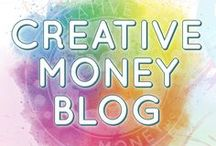 Creative Money / Creative Money is a financial planning resource to help people shift their mindset, eliminate money blocks and start on the road to wealth building, prosperity and abundance.
