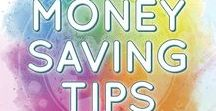 Money Saving Tips / Budgeting and saving money ideas