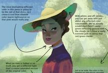Art Tutorials / Art tutorials for aspiring artist of any media!