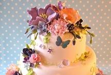 Cake, Cake & More Cake / by Debbie Wright