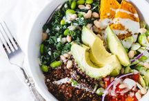 Vegan noms / Vegan food recipes to inspire health and happiness! / by Katie Ostrowka