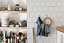 Kitchen / Items for the house that I love, renovation inspiration