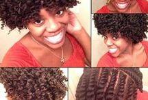 Black Girl Hair / by Dianna Hall