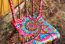 crafty  / a mix of craft, diy projects, or anything that strikes my fancy. / by Debbie N