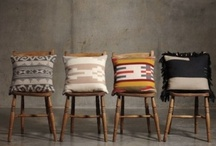 Rugs & Cushions / by Amber Robson