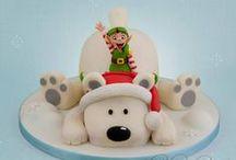 Christmas Cakes / by Caketopolis