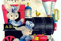 Vintage cards & wrap / All Holidays and Occasions / by Cari Ann