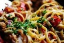 pasta / by Julie Bay