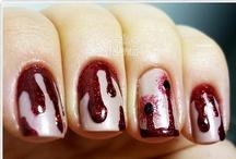 Autumn/Halloween Nails