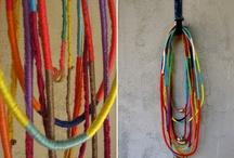 DIY: jewelry / by Katie Ostrowka