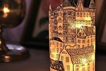 DIY: paper crafts / by Katie Ostrowka