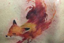 Ink / by Melanie Shanks