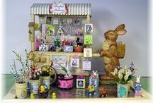 Miniature Easter