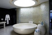 Dream baths / amazing bathtubs / by Debbie Dugan