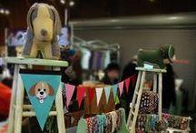 Fair Booth Set-Ups and Ideas