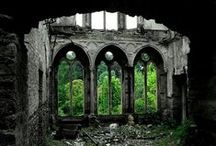 Abandoned Places / by Shannon Harris