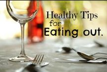 Healthy Eating / Healthy eating tips I've found on blogs!