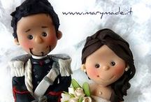Cake Toppers / by Debbie Wright