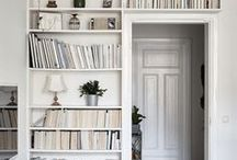 SHELVES / Shelf inspiration