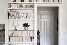SHELVES / Shelf inspiration