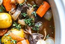 Slow Cooker Recipes / The best one-and-done slow cooker recipes.