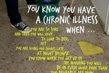 Chronic Journey / Chronic Illness Journey with fellow bloggers sharing their journey