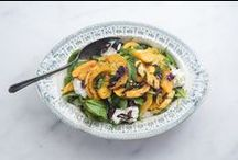 Recipes: Veg, Salads, Sides / by Laura Perlman
