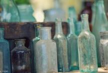 Bottles/Jars/Tin cans / Interiors by Jeni :o) / by Jeni Ann