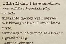 WORDS / by Cactus Creek