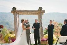 Ceremonies / Wedding ceremony details and ideas