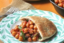 Our Favorite Chickpea Recipes / Chickpeas in everything please!
