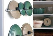 Tu casa / Trucos, consejos e ideas geniales para limpiar y organizar los espacios de tu casa. / by Jeannette Quiñones-Cantore
