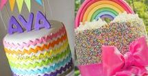 Birthday Parties / Birthday parties for kids including birthday cakes, decor, food and activities.