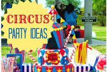 Party On! / parties - decor, food, activities